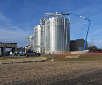 TennEra Project: TennEra's Switchgrass Storage System