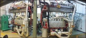 Plasma oxidation oven. Photo Courtesy: RMX Technologies