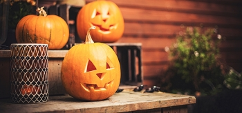 Don't let your energy bill scare you this Halloween, Energy Saver has tips to save money and energy. | Photo courtesy of ©iStockphoto.com/knape
