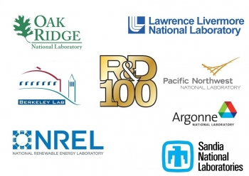 Breakthrough EERE National Laboratory Inventions Take Home Nine R&D 100 Awards