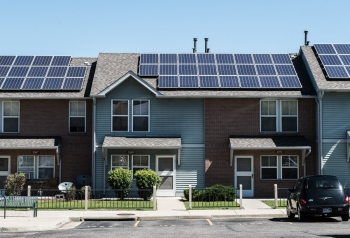 There are a lot of misconceptions about residential solar.   Photo courtesy of the U.S. Department of Housing and Urban Development