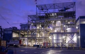 The Rockwood Lithium manufacturing facility in Kings Mountain, North Carolina.   Photo courtesy of Rockwood Lithium.
