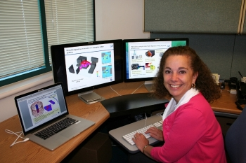 Dr. Rose McCallen is the Project Lead for the ALE3D Research and Development Team at Lawrence Livermore National Laboratory.