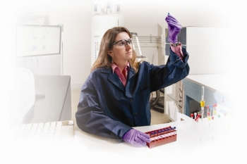 Sarah Chinn is a staff chemist and group leader at Lawrence Livermore National Lab. | Photo courtesy of LLNL.