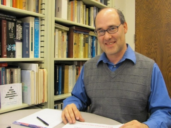 Chemical Theorist Greg Schenter | Photo Courtesy of PNNL