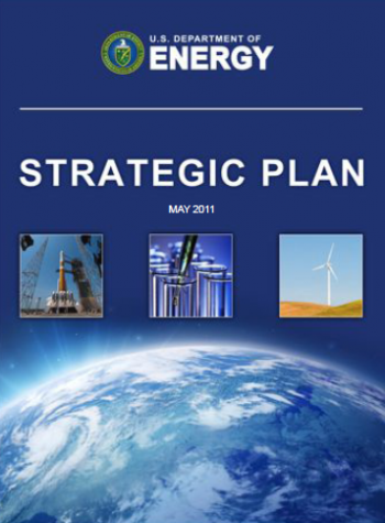 Secretary Chu Unveils the 2011 Strategic Plan
