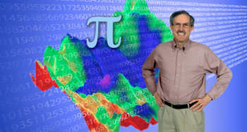 A mathematical formula discovered a decade ago in part by David H. Bailey (above), the Chief Technologist of the Computational Research Department at the Lawrence Berkeley National Laboratory, was the basis for researchers to find the sixty-trillionth binary digit of Pi-squared.  | Photo Courtesy of Lawrence Berkely National Lab