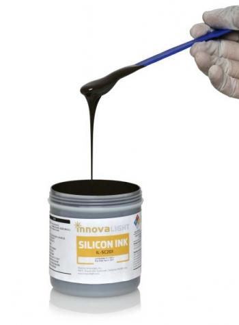 Innovalight's silicon ink technology | Photo courtesy of Innovalight