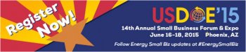 14th Annual DOE Small Business Forum & Expo