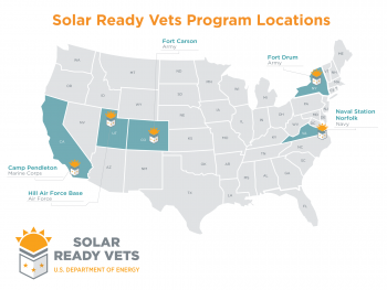Taking Solar Training for Veterans to a New Level in 2016