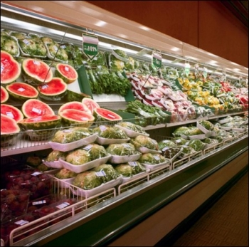 Hillphoenix's advanced refrigeration technology has now been installed in over 75 stores nationwide, helping those businesses cut their utility bills and lower their greenhouse gas emissions. Photo Credit: Oak Ridge National Lab