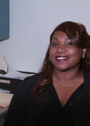 Women @ Energy: Tameka Kirk