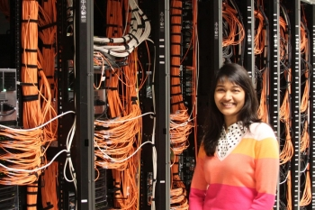 Dr. Tanzima Islam is a postdoctoral research staff member working in the Center for Applied Scientific Computing (CASC) division at Lawrence Livermore National Laboratory.