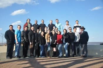 Team New Jersey   Photo courtesy of 2011 Solar Decathlon Team New Jersey