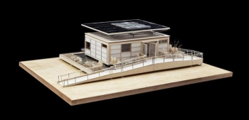 In honor of the U.S. Department of Energy Solar Decathlon -- which challenges 20 collegiate teams to design, build, and operate solar-powered houses that are cost-effective, energy-efficient, and attractive -- we are profiling each of the 20 teams participating in the competition.