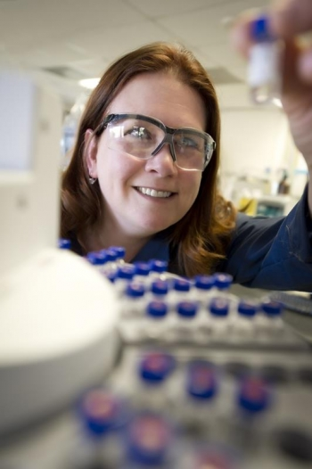 Teresa Alleman is a senior chemist with the Fuels Performance Group at the National Renewable Energy Laboratory.