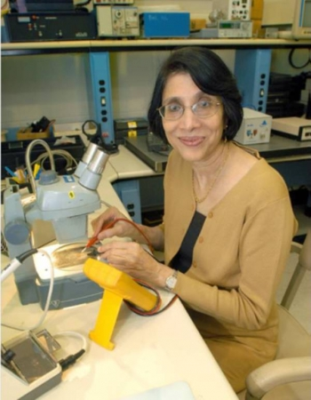 Triveni Rao is the Associate Division Head of the Instrumentation Division at Brookhaven National Laboratory, and also holds the position of Senior Physicist.