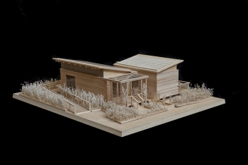 University of Maryland's WaterShed design model  | courtesy of the Solar Decathlon's Flickr photostream