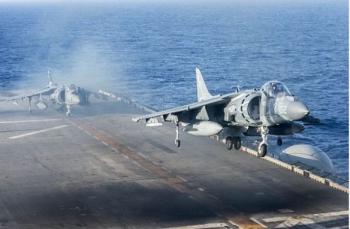 Photo courtesy of U.S. Navy