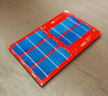 Unified Solar's integrated circuit solution helps reduce energy loss for solar panels. The student team from Massachusetts Institute of Technology won the MIT Clean Energy Prize earlier this week.   Photo courtesy of Unified Solar