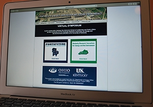 A recently launched Virtual Symposium is among the outreach tools used by the Kentucky and Ohio universities as part of their EM-grant-funded activities.