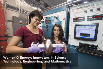 Open Nominations Call - Energy Department Employees, Join the Women @ Energy Series