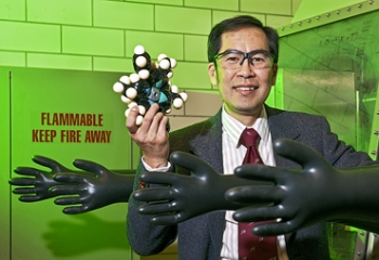 L. Keith Woo | Photo courtesy of Ames National Laboratory