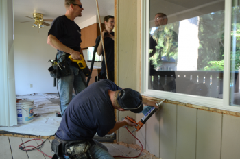"""Keep your hard-earned dollars from flying out the window by following the <a href=""""http://apps1.eere.energy.gov/buildings/publications/pdfs/building_america/measure_guide_wood_windows.pdf"""">latest guidelines for window repair, rehabilitation and replacement</a>. 