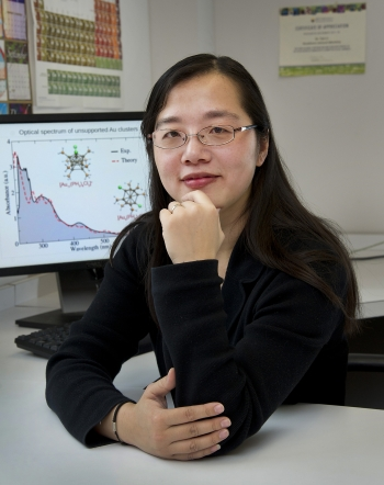 Yan Li is a Computational Physicist at the Computational Science Center at Brookhaven National Laboratory.