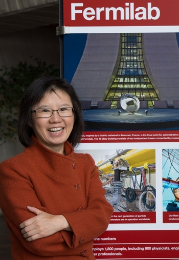Young-Kee Kim is the Deputy Director of Fermi National Accelerator Laboratory and a Louis Block Professor of Physics at the University of Chicago