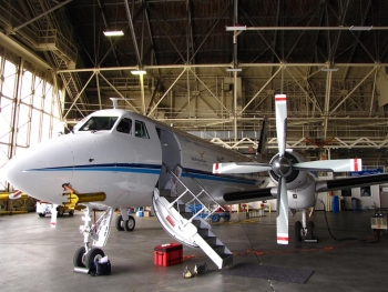 The Energy Department is supporting new research and development projects that focus on reducing energy use and costs for U.S. manufacturers. One project is expected to dramatically reduce the cost and lower the energy needed to produce aircrafts. | Photo courtesy of ARM Climate Research Facility.