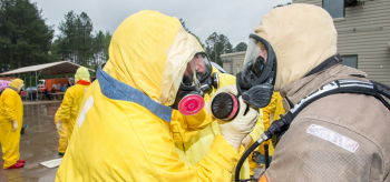 SRS Rad Con and Fire Rescue Training, April 29, 2015