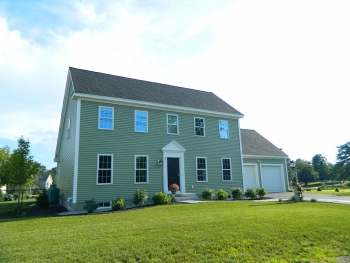 Building Science Corporation worked with Transformations, Inc., on a subdivision of super-insulated homes that earned HERS scores of 35 before adding solar PV.