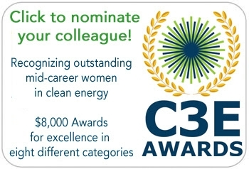 Nominations Now Open: Mid-Career Women in Clean Energy Awards