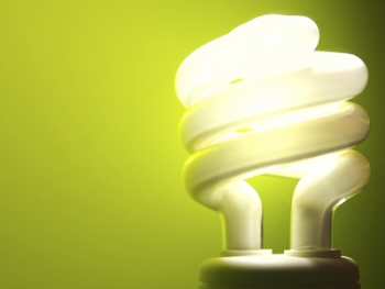 Longview, TX has established a program that enables residents to swap out four incandescent light bulbs for four CFLs.   Department of Energy Photo   Government Work  