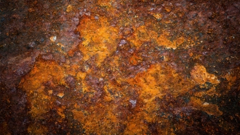 Most times, the effects of corrosion are studied with regard to the metal surface. In a new study, researchers looked at the effects that corrosion has on the water and dissolved ions doing the corroding. | Photo courtesy of Argonne National Laboratory.