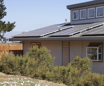 Sunrun is a home solar installation company based in San Francisco.   Photo by Francis Fine Art Photography.