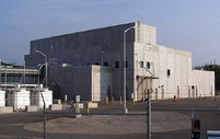 The depleted uranium hexafluoride conversion plant in Paducah.