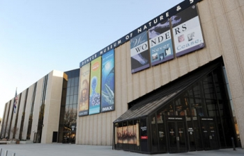 Denver Museum of Nature & Science is planning to install a heat pump system that utilizes the city's municipal water system. | Photo courtesy of Denver Museum of Nature & Science