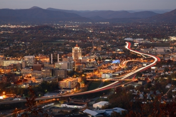 Roanoke, Va., is using Recovery Act money to fund four energy-efficiency projects.   Photo courtesy City of Roanoke