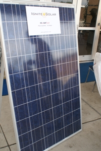 Sam Rayburn High School in Pasadena, Texas is installing solar panels which will be used incorporated into the school's curriculum. | Photo courtesy of Sam Rayburn High School