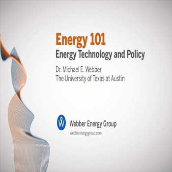 """A major higher education energy course aligned with DOE's Energy Literacy and Energy 101 frameworks just finished up at University of Texas in Austin. More than 44,000 students all from over the world enrolled in """"Energy 101: Energy Technology and Policy,"""" and of these students, more than 4,700 earned certificates. The 10-week course, offered on the <a href=""""https://www.edx.org/"""">edX.org</a> platform, covered all seven Essential Energy Principles and featured interactive learning exercises, video and article analysis, and energy vocabulary. The course materials will be offered again in March 2014. Visit Energy 101 on Facebook to learn more. 
