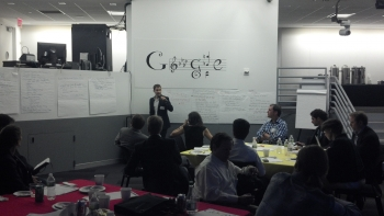 Notes from the May 25th Energy Data Jam in Stanford California | Credit: Openei.org