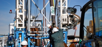 Foro Energy, Inc. partners with the United States Department of Energy to commercialize high power lasers for the oil, natural gas, geothermal, and mining industries. photo courtesy of Foro Energy