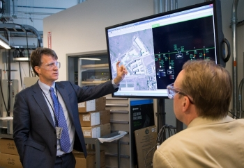 Testing at the Energy Department's National Renewable Energy Laboratory enables larger amounts of renewable energy on the nation's electric grid.
