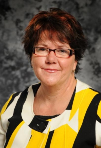 Melinda Hamilton | Photo courtesy of the Idaho National Laboratory