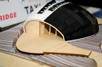 A model of Team Canada's TRTL house | Courtest of Riley Brandt, Team Canada