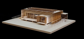 Team Florida's design model of the FLeX House | Courtesy of the Solar Decathlon's Flickr photostream