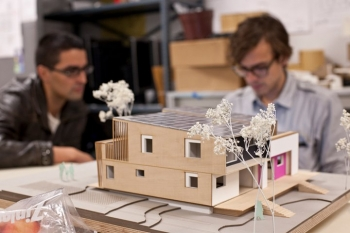 The Empowerhouse Collaborative's design model | credit Lisa Bleich