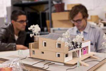 The Empowerhouse Collaborative's design model | credit Lisa Bleich